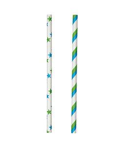 Wilton (ウィルトン) / カラーロリスティック ブルー&グリーン COLOR LOLLI STICK BLUE&GREEN 製菓 プレゼント ギフト スタイリッシュ おしゃれ