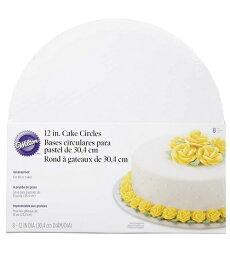 Wilton(ウィルトン) / 12インチケーキサークル 8PK 12IN CAKE CIRCLE-8/PK 製菓 プレゼント ギフト スタイリッシュ おしゃれ