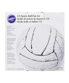 Wilton(ウィルトン) / スポーツボールパンセット SPORTS BALL PAN SET 製菓 プレゼント ギフト スタイリッシュ おしゃれ