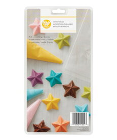Wilton ウィルトン スターズキャンディモールド STARS CANDY MOLD 型