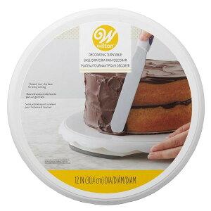 Wilton ウィルトン ケーキ台 ターンテーブル デコレーティングターンテーブル DECORATING TURNTABLE 製菓 プレゼント ギフト デコレーション