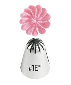 Wilton(ウィルトン) / XLドロップフラワーチップ 口金 #1E XLG DROP FLOWER TIP#1E 製菓 プレゼント ギフト スタイリッシュ おしゃれ
