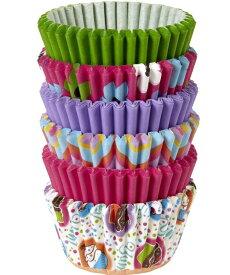 Wilton (ウィルトン) / ミニカップチューブピンク 150pcs MINI CUP PINKS MULTI 150CT 製菓 プレゼント ギフト スタイリッシュ おしゃれ