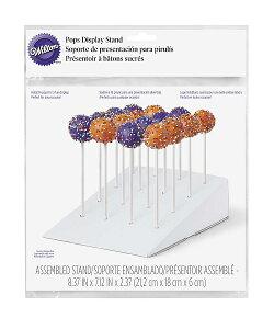 Wilton (ウィルトン) / POPSスランテッドスタンド Slanted Cake Pops Display Stand 製菓 プレゼント ギフト スタイリッシュ おしゃれ