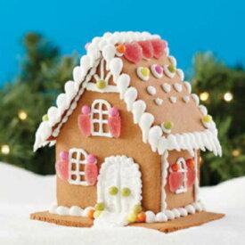 Create A Treat ジンジャーブレッドスモールハウスキット | プレゼント ギフト スタイリッシュ おしゃれ 製菓 お菓子の家 ヘクセンハウス クリスマス 手作りキット