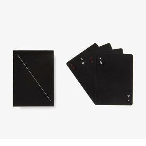 ミニムプレイングカード BK / パーティー トランプ ゲーム 子供 おもちゃ ギフト 知育玩具 インテリア 雑貨 かわいい おしゃれ キッズ 頭脳 カード カードゲーム / AREAWARE