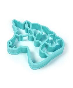 Fred クッキングモールド ユニコーン | クッキングモールド ユニコーン ブルー フレッド Fred パンケーキ 型 かわいい キッチン ツール ホームパーティー 子供 キッズ 手作り ギフト【5.23】