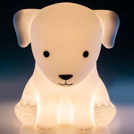 ナイトライト LED タッチライト ドッグ LEDWORKS レッドワークス 充電式 ルームランプ キッズ かわいい ギフト タッチセンサー付き 調光 子供部屋 インテリア 【5.23】