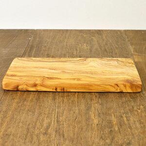 オリーブ カッティングボード 30×14.5cm オリーブ オリーブの木 おしゃれ 食器 皿 まな板 木製 パーティ オリーブウッド レア 一点もの チュニジア 【1.8chu】