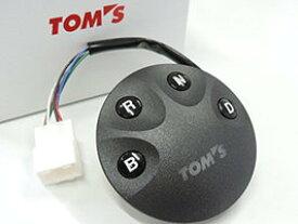 【即納】トムス TOM'S シフトポジションスイッチ 30系プリウス 前期後期 G's S G ハイブリッド ジーズ ZVW30