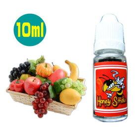 ハニースモーク リキッド 10ml 電子タバコ 電子たばこ フレーバー (喫煙具 ハニースモーク Honey Smoke)