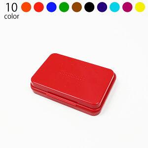シャチハタ スタンプ台 小形 スタンプ インク パッド シヤチハタ 朱肉 カラー 10色 29g
