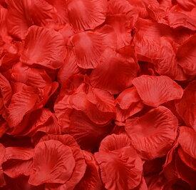 花びら 1000枚 セット 造花 バラ フラワーシャワー フラワーペタル アートフラワー 結婚式 誕生日 クリスマス パーティーグッズ お祝い 飾り