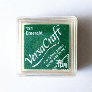 バーサクラフト S ツキネコ 顔料インク Emerald エメラルド vks-121