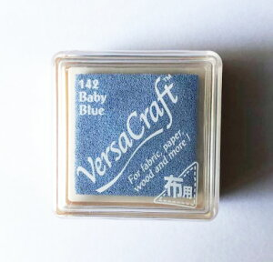 バーサクラフト S ツキネコ 顔料インク Baby Blue ベイビーブルー vks-142