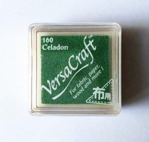 バーサクラフト S ツキネコ 顔料インク Celadon セラドン vks-160