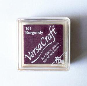 バーサクラフト S ツキネコ 顔料インク Burgundy バーガンディ vks-161