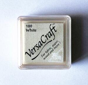 バーサクラフト S ツキネコ 顔料インク White ホワイト vks-180