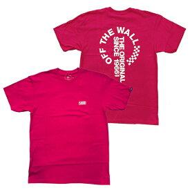 バンズ VANS Tシャツ 半袖 チェカー OTW STREET ストリート アメリカブランド