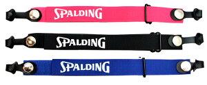 SPALDING (スポルディング) スポーツバンド (ピンク・ブラック・ネイビー)メガネのずれ防止に! 子供〜大人まで使えます。サッカー、野球、スキー、バスケ、ゴルフなどのスポーツをされ
