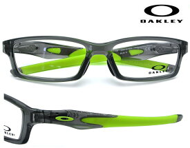 OAKLEY CROSSLINK (オークリー クロスリンク) 8118-0256 ポリッシュドグレースモーク