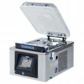 トーセイ・TOSEI卓上型真空包装機(スタンダード型、タッチパネル)型式:V-392(旧V-380G)寸法:幅413mm 奥行565mm 高さ377(670)mm送料:無料 (メーカーより)直送保証:メーカー保証付チャンバー容量14.1L