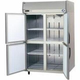 パナソニック(旧サンヨー)インバータータテ型冷蔵庫型式:SRR-K1281A(旧SRR-K1281)寸法:幅1200mm 奥行800mm 高さ1950mm送料:無料 (メーカーより)直送保証:メーカー保証付