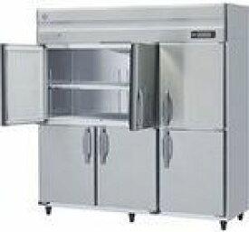 ホシザキ・星崎タテ型インバーター冷蔵庫型式:HR-180A3-ML(旧HR-180Z3-ML)寸法:幅1800mm 奥行800mm 高さ1910mm送料:無料 (メーカーより直送)保証:メーカー保証付受注生産品、納期約2週間