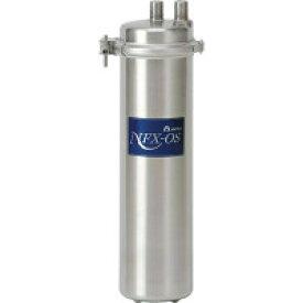 メイスイ 浄軟水器型式:NFX-OS寸法:直径:間口120mm 奥行160mm 高さ415mm送料:無料 (メーカーより)直送保証:メーカー保証付