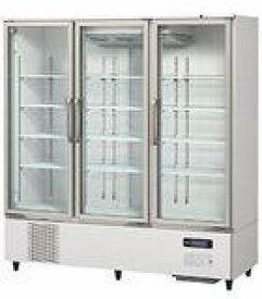 ホシザキ・星崎冷蔵リーチインショーケース(機械下置、ロング扉、インバーター制御)型式:USR-180AT3寸法:幅1800mm 奥行650+(50)mm 高さ1945mm送料:無料 (メーカーより)直送保証:メーカー保証付