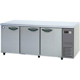 パナソニック(旧サンヨー)ヨコ型インバーター冷蔵庫型式:SUR-K1871SA-R寸法:幅1800mm 奥行750mm 高さ800mm送料:無料 (メーカーより)直送保証:メーカー保証付機械室右タイプ