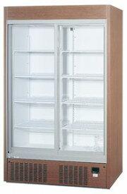 パナソニック(旧サンヨー)冷蔵スライド大扉ショーケース型式:SRM-RV419SMB(旧SRM-RV419SMA)寸法:幅1200mm 奥行450mm 高さ1900mm送料:無料 (メーカーより)直送保証:メーカー保証付