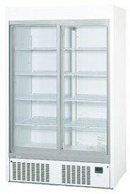 パナソニック(旧サンヨー)冷蔵スライド大扉ショーケース型式:SRM-RV419SB(旧SRM-RV419SA)寸法:幅1200mm 奥行450mm 高さ1900mm送料:無料 (メーカーより)直送保証:メーカー保証付