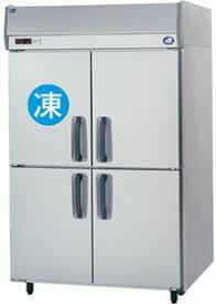 パナソニック(旧サンヨー)縦型インバーター冷凍冷蔵庫型式:SRR-K1261CSB(旧SRR-K1261CSA)寸法:幅1200mm 奥行650mm 高さ1950mm送料:無料 (メーカーより)直送保証:メーカー保証付
