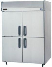 パナソニック(旧サンヨー)縦型インバーター冷蔵庫型式:SRR-K1561SA(旧SRR-K1561S)寸法:幅1460mm 奥行650mm 高さ1950mm送料:無料 (メーカーより)直送保証:メーカー保証付