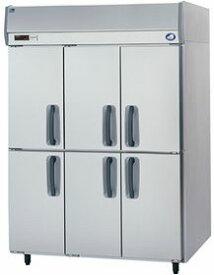 パナソニック(旧サンヨー)縦型インバーター冷蔵庫型式:SRR-K1561-3A(旧SRR-K1561-3)寸法:幅1460mm 奥行650mm 高さ1950mm送料:無料 (メーカーより)直送保証:メーカー保証付