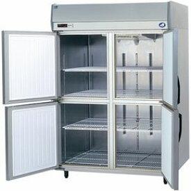 パナソニック(旧サンヨー)縦型インバーター冷蔵庫型式:SRR-K1581A(旧SRR-K1581)寸法:幅1460mm 奥行800mm 高さ1950mm送料:無料 (メーカーより)直送保証:メーカー保証付