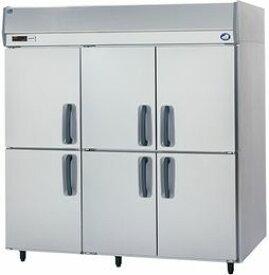 パナソニック(旧サンヨー)縦型インバーター冷凍庫型式:SRF-K1863A寸法:幅1785mm 奥行650mm 高さ1950mm送料:無料 (メーカーより)直送保証:メーカー保証付