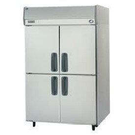 パナソニック(旧サンヨー)インバータータテ型冷蔵庫型式:SRR-K1261S寸法:幅1200mm 奥行650mm 高さ1950mm送料:無料 (メーカーより)直送保証:メーカー保証付