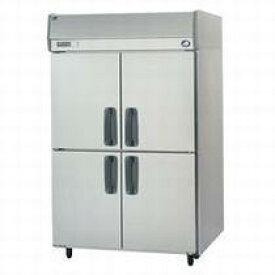 パナソニック(旧サンヨー)インバータータテ型冷蔵庫型式:SRR-K1281S寸法:幅1200mm 奥行800mm 高さ1950mm送料:無料 (メーカーより)直送保証:メーカー保証付