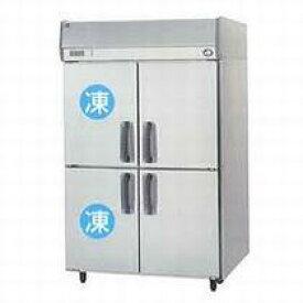 パナソニック(旧サンヨー)インバータータテ型冷凍冷蔵庫型式:SRR-K1261C2寸法:幅1200mm 奥行650mm 高さ1950mm送料:無料 (メーカーより)直送保証:メーカー保証付