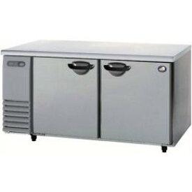 パナソニック(旧サンヨー)ヨコ型インバーター冷蔵庫型式:SUR-K1561SA寸法:幅1500mm 奥行600mm 高さ800mm送料:無料 (メーカーより)直送保証:メーカー保証付