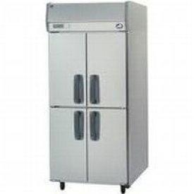 パナソニック(旧サンヨー)タテ型インバーター冷凍庫型式:SRF-K1283SA寸法:幅1200mm 奥行800mm 高さ1950mm送料:無料 (メーカーより)直送保証:メーカー保証付