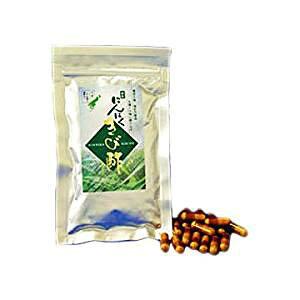 加計呂麻島産きび酢、にんにく、黒糖、大豆を配合にんにくきび酢カプセル6袋セット(1袋30粒入)【送料無料・代引手数料無料】