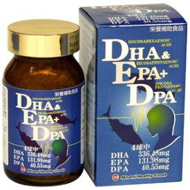 DHA&EPA+DPA/ミナミヘルシーフーズ:(サプリメント)話題のオメガ3脂肪酸で健康維持を! 同梱区分J
