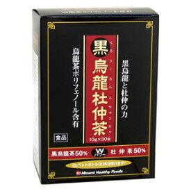 黒烏龍杜仲茶/ミナミヘルシーフーズ:黒にはきっといいことが...! 同梱区分J