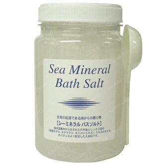 海矿物质公共汽车盐1350g/富山药品