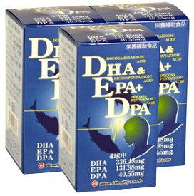 DHA&EPA+DPA(3本セット)ミナミヘルシーフーズ:(サプリメント)話題のオメガ3脂肪酸で健康維持を! 同梱区分J