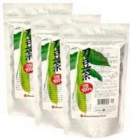 刀豆茶(なたまめ茶)(3袋セット)ミナミヘルシーフーズ 同梱区分J