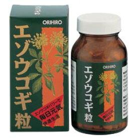 オリヒロ エゾウコギ粒 / サプリメント 同梱区分J 送料無料(沖縄・離島・北海道を除く)